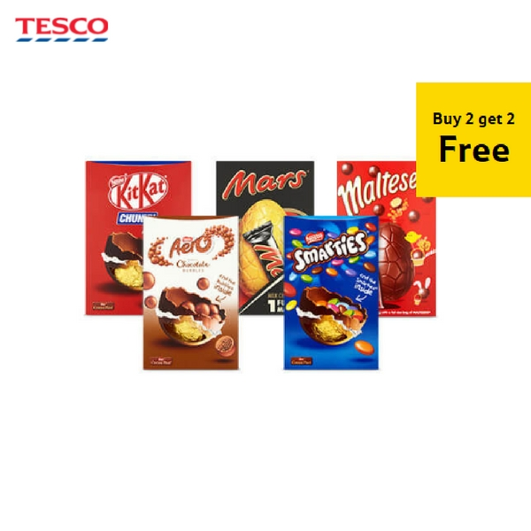 1h72zywh20hs02qtescoeastereggsg buy 2 easter eggs and get 2 for free in store at tesco until 27 february this offer applies to a range of medium easter eggs including cadbury mini eggs negle Image collections