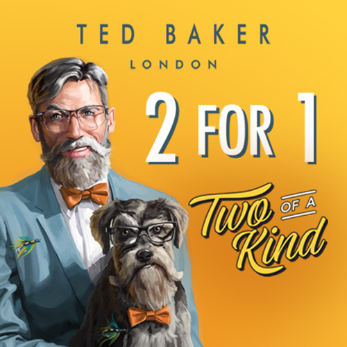 2 for 1 on Ted at Vision Express