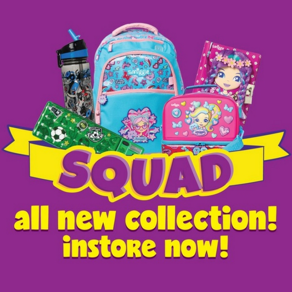 New collections come to Smiggle