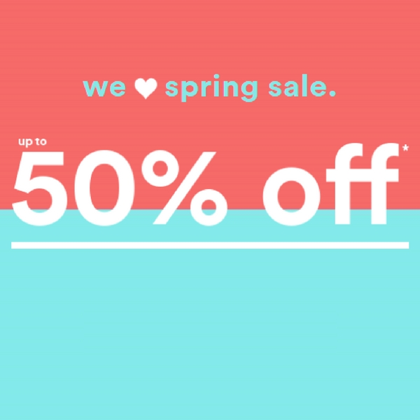 Spring sale at Simply Be
