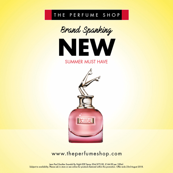 Sizzle with newness at The Perfume Shop