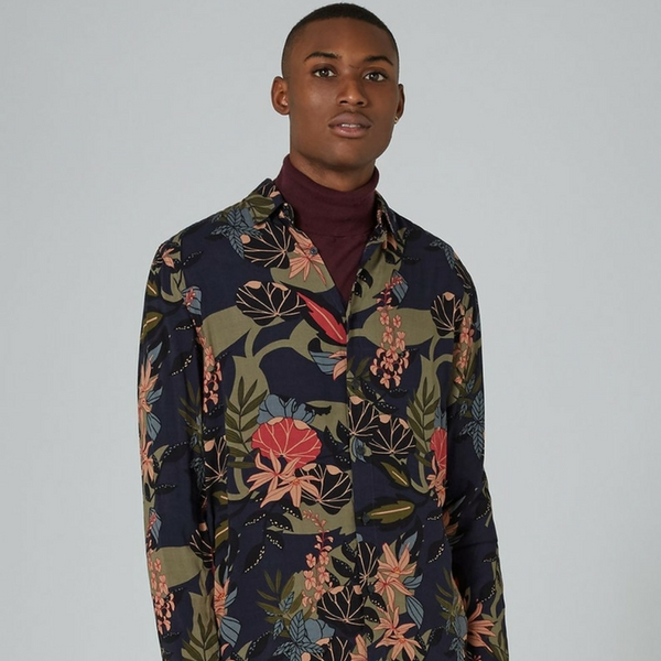 Spring has come to Topman