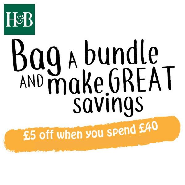 Save £5 at Holland & Barrett