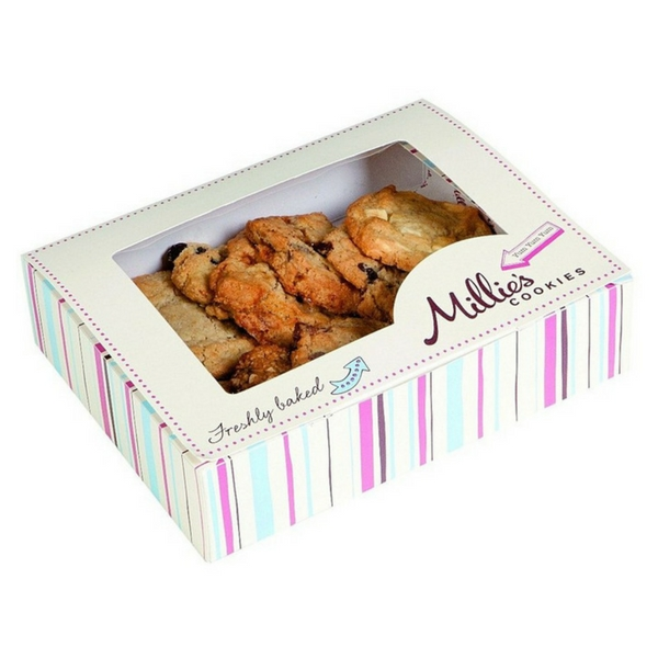 Millie's Cookies has treats for sharing