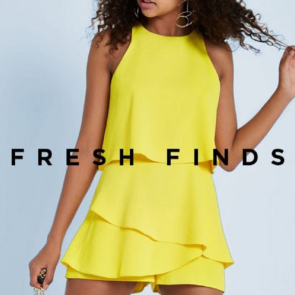 Fresh finds at River Island