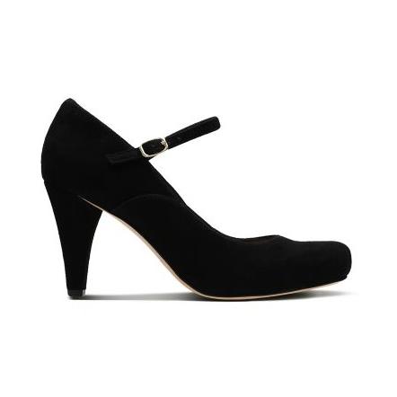 Clarks has half price heels