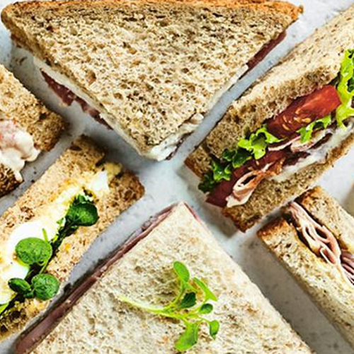 Join the M&S Lunch Club