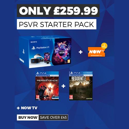 PlayStation®VR deals at GAME