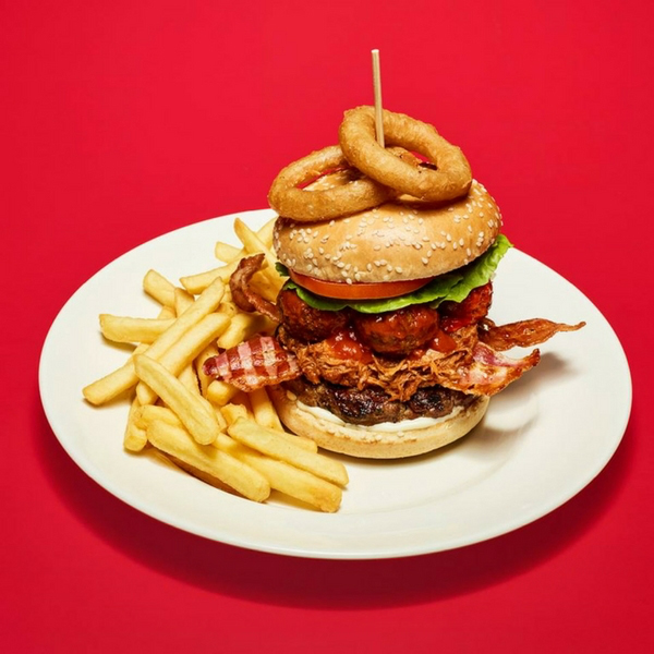 Feast with 40% off at Frankie & Benny's