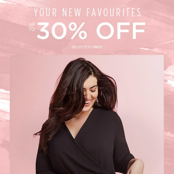30% off is at Dorothy Perkins