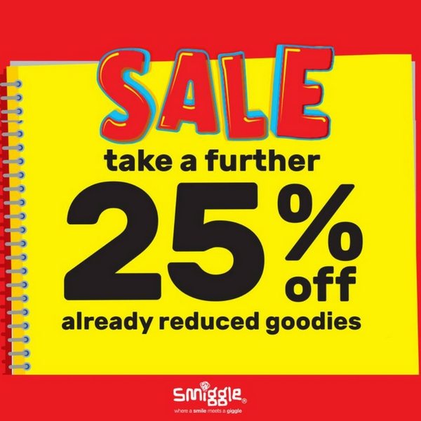 More goodies cost less Smiggle