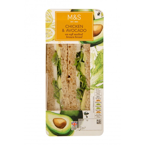 Lunch costs less at M&S