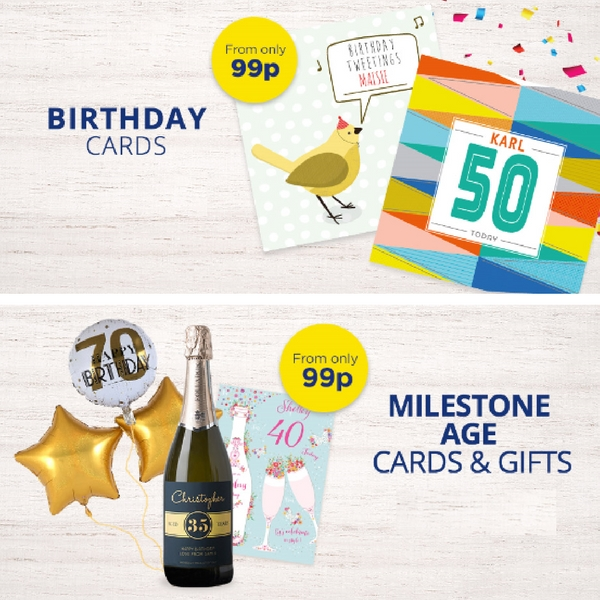 Great deals are at Card Factory