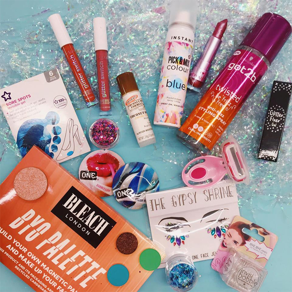 Free gems are at Superdrug