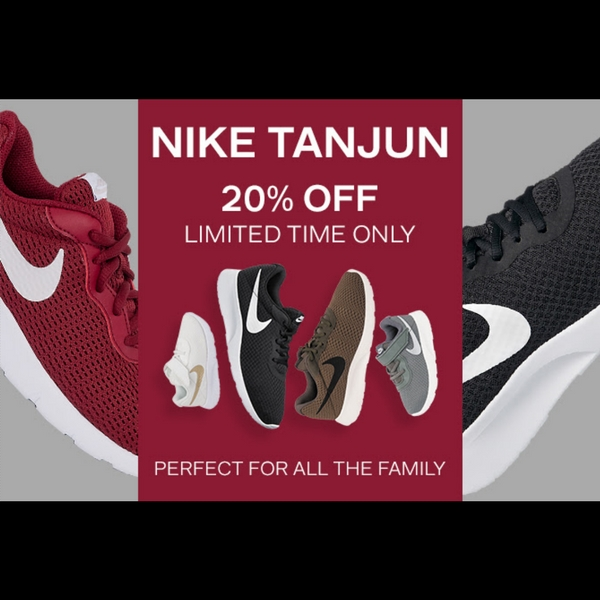 Nike savings at Deichmann