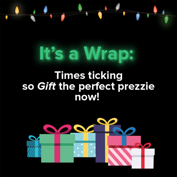 Christmas is booming at Select