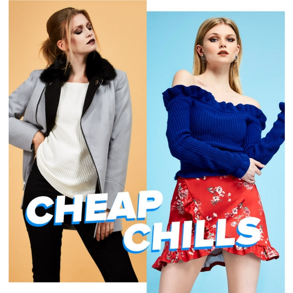 Beat the chill at Select